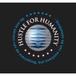 Hustle For Humanity Mouse Pad