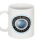 Hustle For Humanity Coffee Mug